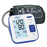 Blood Pressure Monitor for Upper Arm - LOVIA Accurate Automatic Digital BP Machine