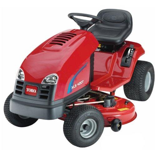 Toro XLS, 420T servicio reciclado, cortacésped tractor, incluye herramientas, Easy Grip.