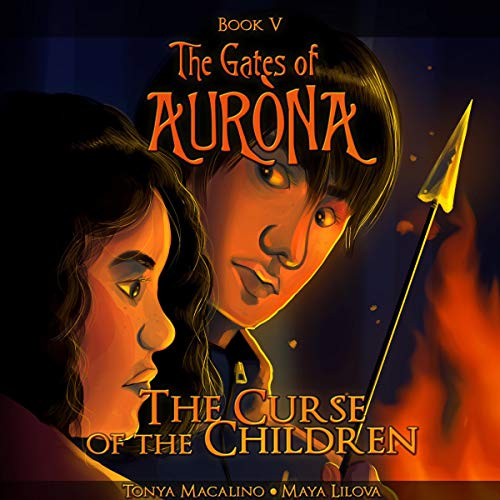 The Curse of the Children Audiobook By Tonya Macalino cover art