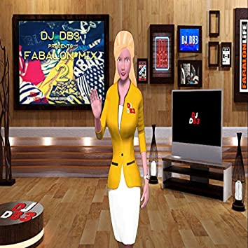 DJ DB-3 Fabalon Mix 2