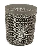 Curver Tarro organizador Knit S, Marrón Topo, 7.9x7.9x9.2 cm, 234670
