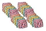 PEUBUD ® Washable Reusable Hosiery Cotton Cloth Printed Nadi Diaper/Nappies/Langot/Nappy for Newborn ba