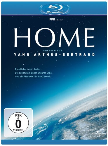 Home-der Film [Blu-Ray] [Import]