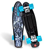 Flybar 22 Inch Complete Plastic Cruiser Skateboard Custom...