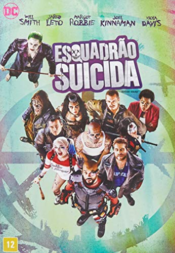Esquadrao Suicida [DVD]
