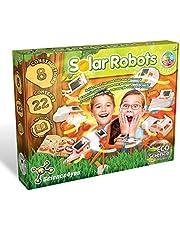 Science4you-Solar Robots – Ecologia – Juguete Científico y Educativo, Multicolor, 8 Años (80002497)