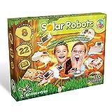 Science4you - Solar Robot, 8 Robots para Montar, Laboratorio de Mecanica com Robots para Niños, Juguetes Solares, Construcciones para Niños Incluye Coche Juguete, Kit Robotica para Niños 8 Años