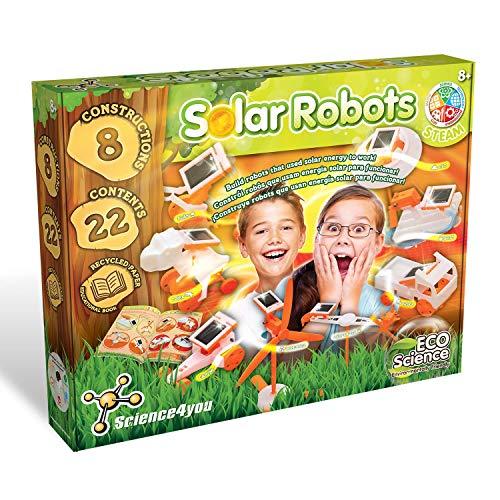 Robots Para Montar Marca Science4you