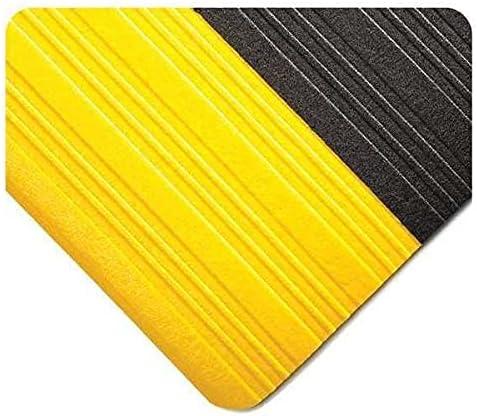 A surprise price is realized Wearwell Inc Black Deluxe Tuf Sponge 4 ft. W L P 51 5 8