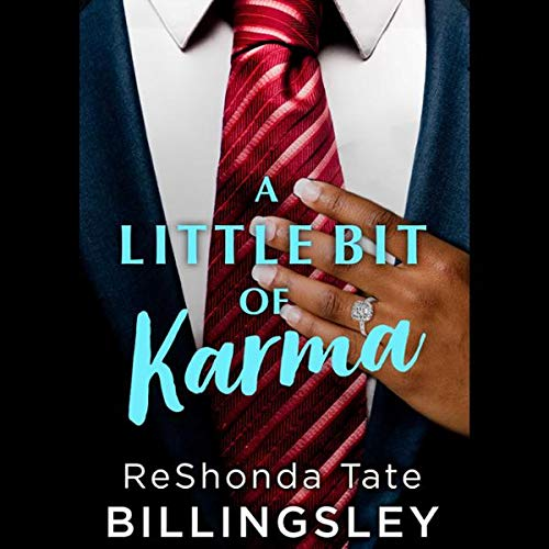 A Little Bit of Karma audiobook cover art