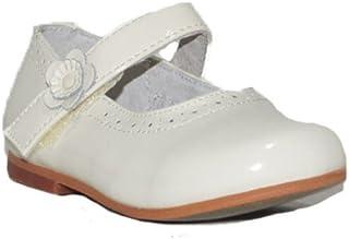 5a2b6b2b474 BUBBLE BOBBLE Zapatos Fiesta NIÑA VA960-S Zapato Fiesta Comunión Niña Beige  Rojo Elegantes Boda