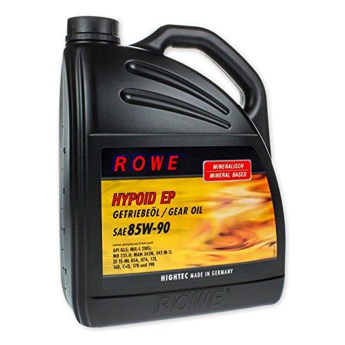 ROWE - 5 Liter HIGHTEC HYPOID EP SAE 85W-90 Getriebeöl