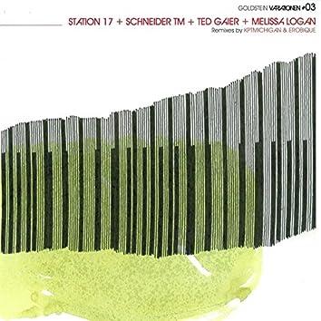 """Goldstein Variationen # 3 (12"""")"""