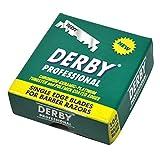 1000 'Derby Professional' Single Edge Razor Blades for straight razor
