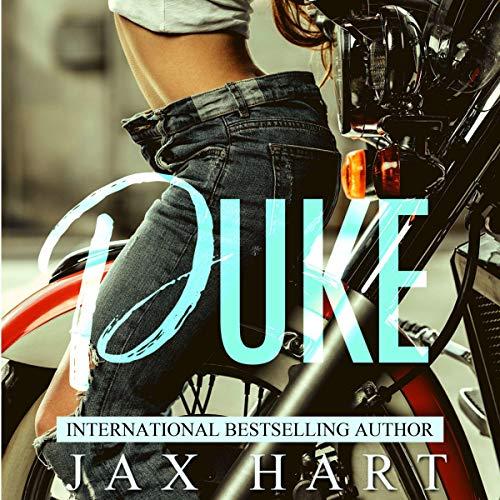 DUKE audiobook cover art