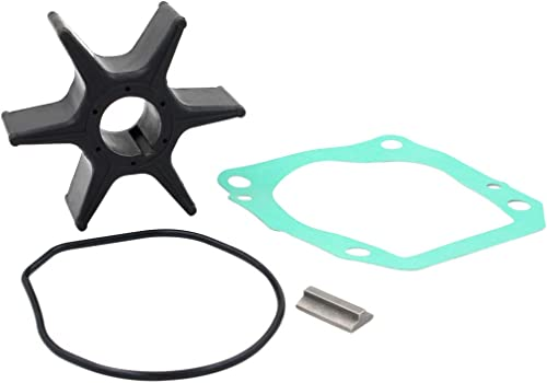 new arrival CM popular New Water Pump Impeller Service Kit Replacement for popular Honda BF115D/BF135A/BF150A 06192-ZY6-000 sale