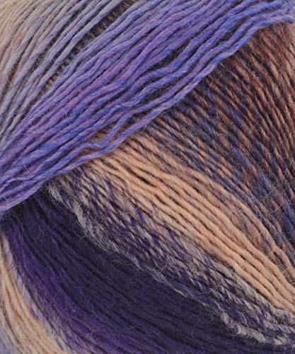 Lang Yarns 50 g Mille Colori Baby Fb. 06 Wolle Strickgarn Häkelgarn * für Bekleidung, Socken und Accessoires * NEU