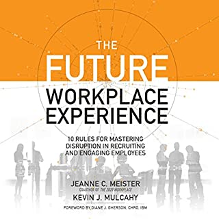 The Future Workplace Experience audiobook cover art