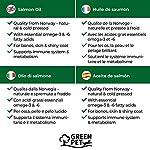 GreenPet Huile de Saumon Fraîche 5L, Pour Chiens, Chats, Chevaux, Beauté du Pelage #3