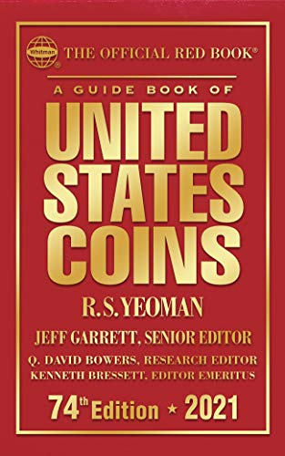 A Guide Book of United States Coins 2021: The Official Red Book