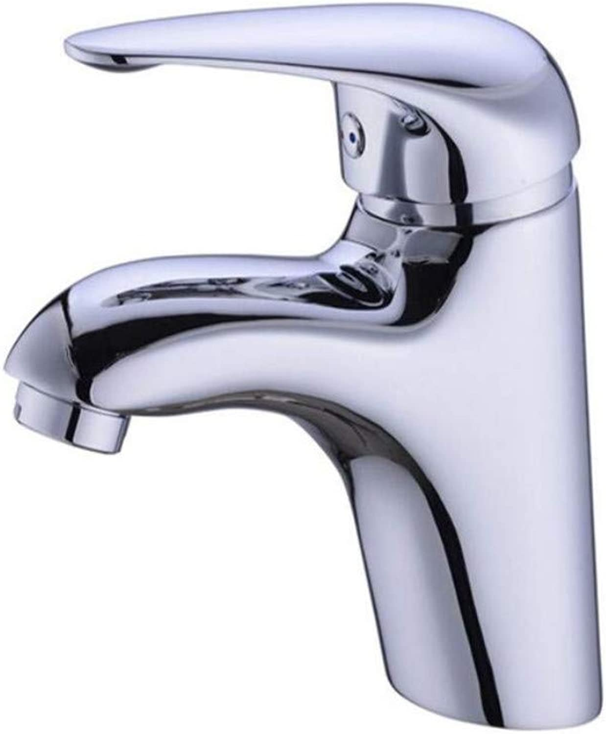 Taps Kitchen Sinknew Products Cold and Hot Lavatory Mixer Short Lever Bathroom Faucet Tap