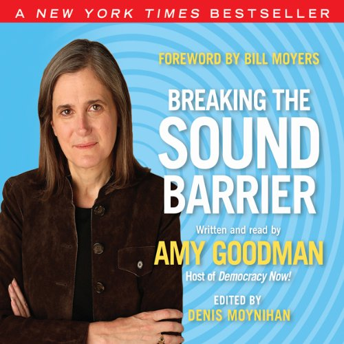 Breaking the Sound Barrier audiobook cover art