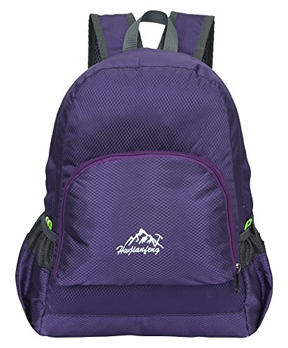 iLoveSIA 18L Nylon Ultraleggero Packable Zaino Pieghevole Borsa Hiking Backpack