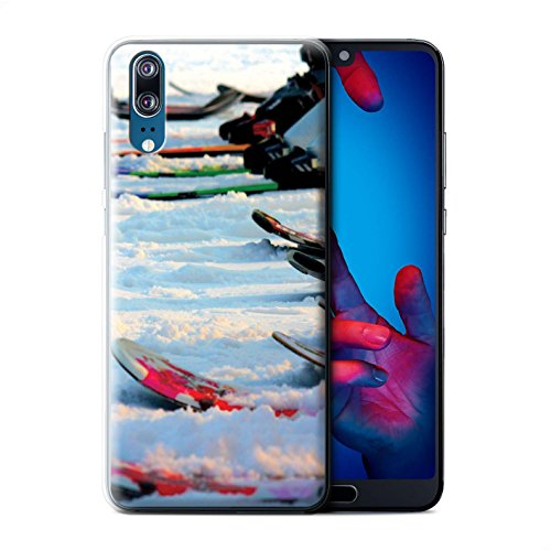 Stuff4® Phone Case/Cover/Skin/HUAGP-CC/Skiing/snowboarding Collection Huawei P20 Wintersport