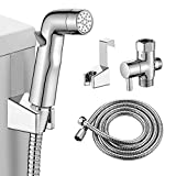 KAIYING Handheld Bidet Toilet Sprayer Kit, Baby Cloth Diaper Sprayer for Toilet, Bathroom