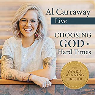 Choosing God in Hard Times audiobook cover art