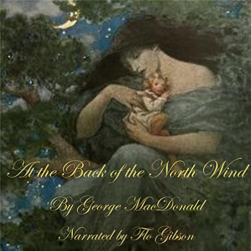 At the Back of the North Wind Audiobook By George MacDonald cover art