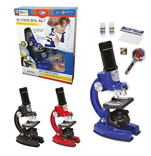 VEDES groothandel GmbH - Ware 37601241 Mijn eerste microscoopset, 23 stuks