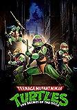 Waniyin Rompecabezas de 1000 Rompecabezas Puzzle Rompecabezas Cartel de la película de Las Tortugas Ninja Mutantes Adolescentes Adolescentes Póster Adultos niños Art Rompecabezas educativos Juegos