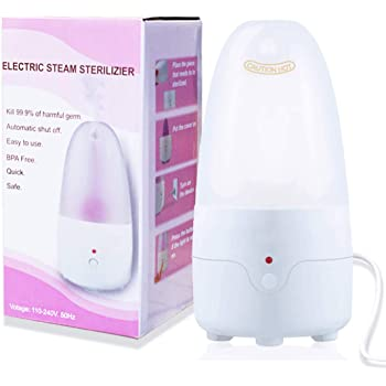 MR.A Menstrual Cups Steam Sterilizer Machine for Cleaning Menstration Cups – Nature Fragrance Free Steamer Kit for Sterilizing Menstrual Cup– A Alternative Solution for Any Period Cup On Travel