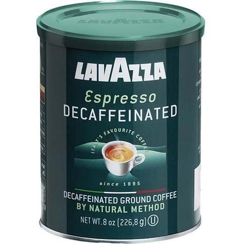 Lavazza Premium Coffee Coffee Espresso Decafeinato Grnd 8 Oz -Pack of 12