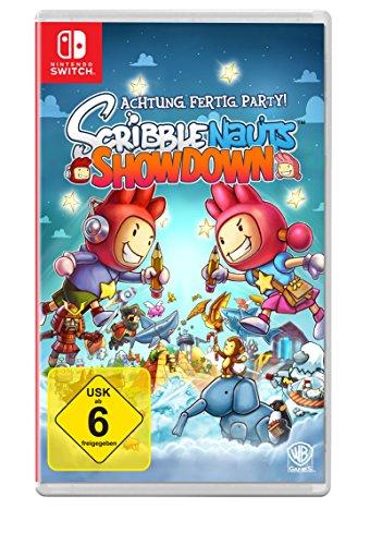 Scribblenauts: Showdown - [Nintendo Switch]
