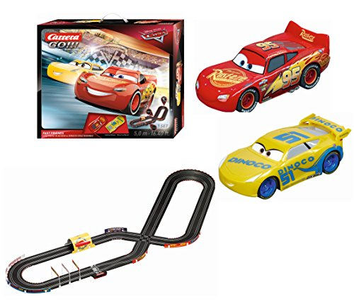 Carrera 20062419 Disney Cars Go