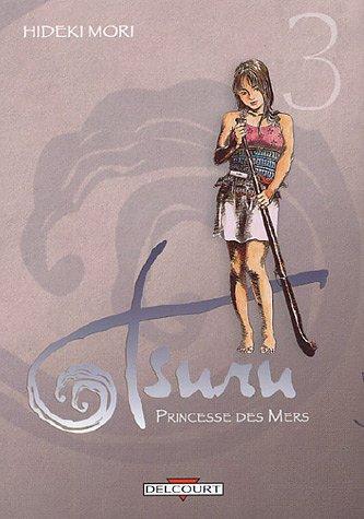 Tsuru Princesse des Mers, Tome 3