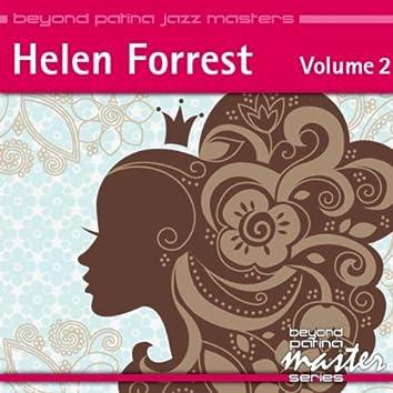 Beyond Patina Jazz Masters: Helen Forrest Vol. 2