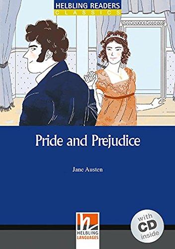 Pride and Prejudice, mit 1 Audio-CD. Level 5 (B1) [Lingua inglese]