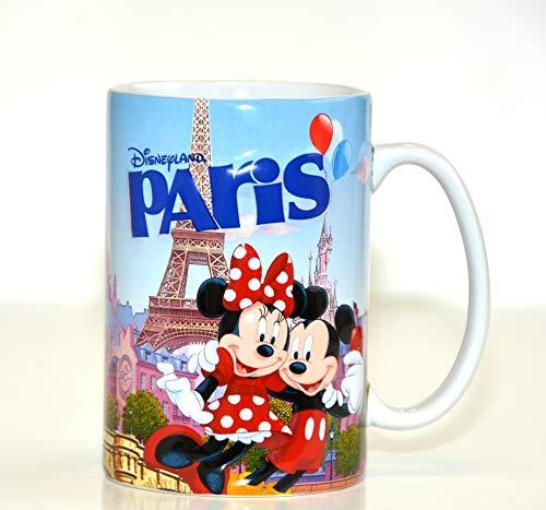 Disneyland Paris Taza escena