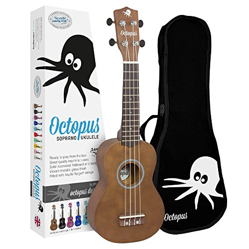 Octopus  Uk-200 nt soprano  Color natural