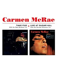 Take Five / Live at Sugar Hill by CARMEN MCRAE (2013-09-17)