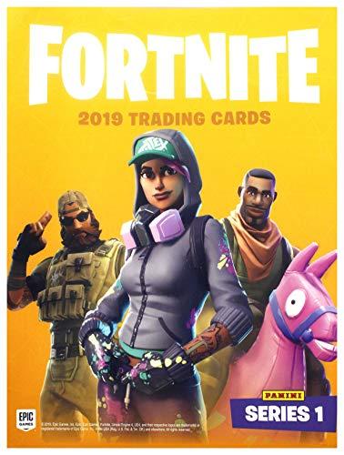 Panini Trading Cards Fortnite (Carpeta)