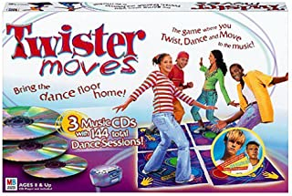 Milton Bradley Twister Moves