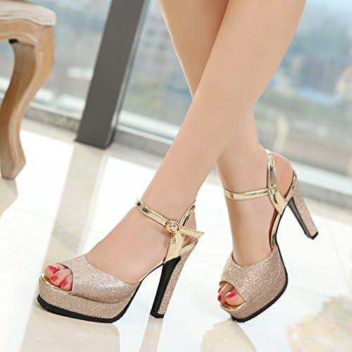 Weiße 14 zentimeter hochhackigen sandalen sandalen sandalen  Online-Verkäufe