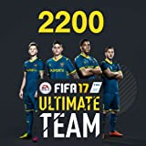 FIFA 17 2200 Ultimate Team Punkte (DLC Only) [Importación alemana]