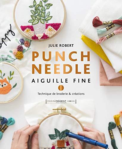 Punch needle - Aiguille fine PDF Books