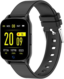 LIGE Smart Watch with Heart Rate Monitor Blood Pressure...