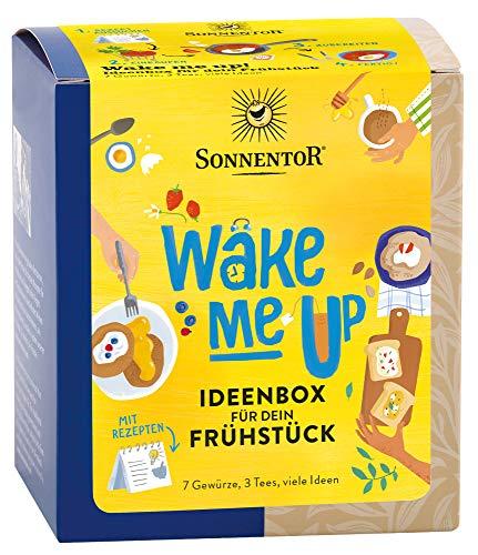 Sonnentor Bio Gewürz- und Teemischung, Ideenbox für Dein Frühstück